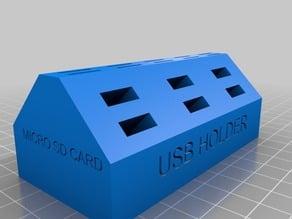 USB SD MICRO SD Card holders
