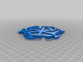 Hex Tile w/o Magnets vr3