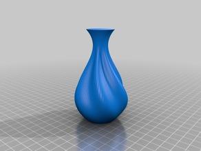 Silky Vase #3