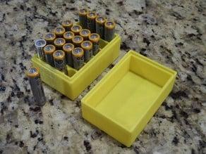 AAA Battery Case