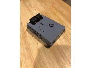 Raspberry Pi 3B+ with Pi1541 IO Hat Case