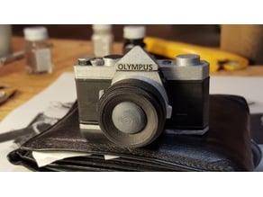 Olympus Camera OM-1 remix cut pieces