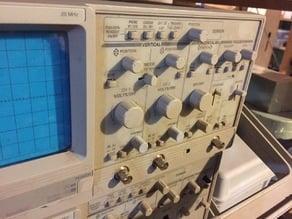 Tektronix TAS 220 Oscilloscope Knobs
