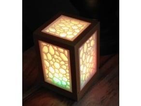 Busy Light / Voronoi desk lamp