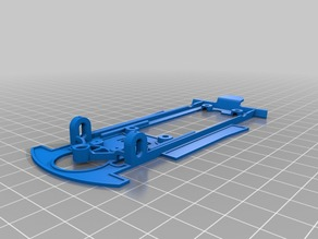 Slot car chassis - Ideal for scratch build