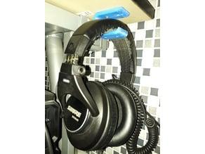 Modern style headphone holder