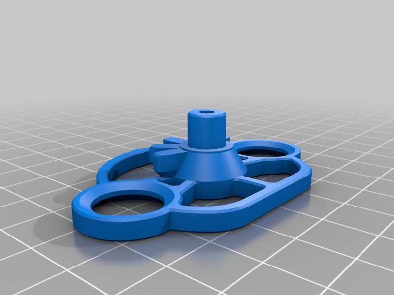 Xbox One Controller Mini Wheel By Pixel2 Thingiverse