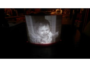 Picture Stand for lithophane