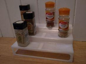 Spice shelf (Warning! Bridging torture built in!)
