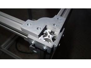 Ultimaker Bracket mod for Aluminium Case