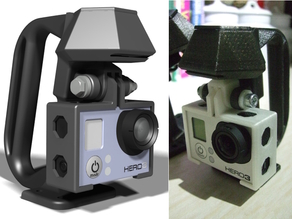 GoPro Hero 3 Steady Cam Concept