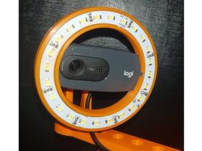 LED-Ringhalter für Logitech C270