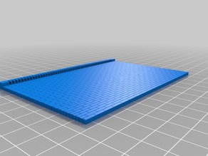 My Customized Modular Building 4x10 blank