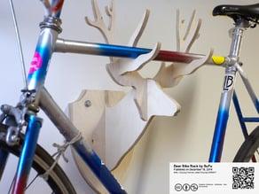 Deer Bike Rack