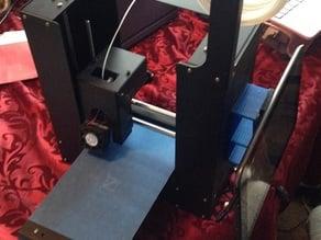 Tablet into 3D Printer Control Center