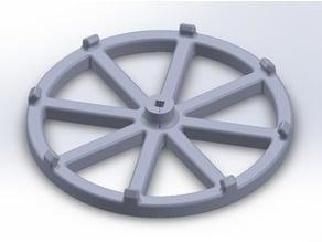 Rubber Band Intake Wheel