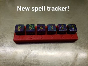 D&D Spell Tracker