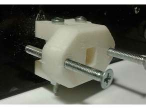Anet A8 Belt tensioner Y axis Remix 2.0