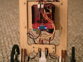 ArduRoller Chassis