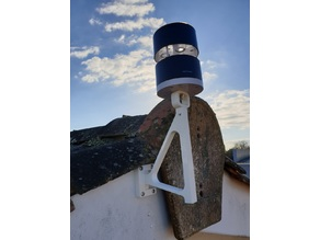 Netatmo Windmeter wall mount