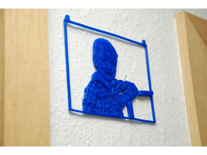 3D printing a picture