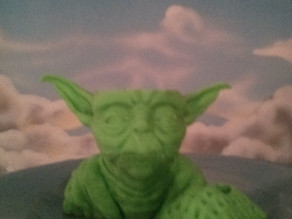 Yoda Chia Pet