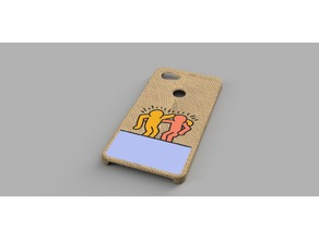 Keith Haring Case
