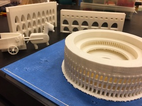Aqueducts, Colosseums, and Chariots