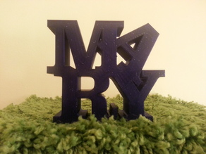 Mary WORD Sculpture