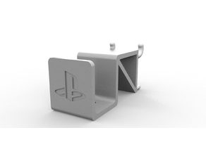 Playstation Classic Pegboard Controller Holder
