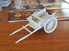 "Small Cart 28mm - fits 1"" base"