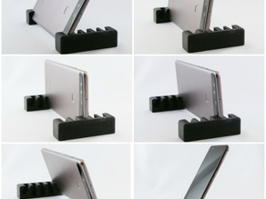 Simple Smartphone Stand - Various Models