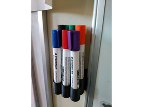 Whiteboard Marker Holder