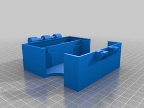 Magnetic MTG Deck Box