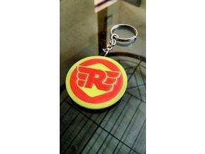 Royal Enfield Logo Keychain