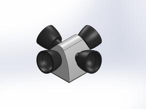 Kerbal Space Program - RV-105 RCS Thruster Block