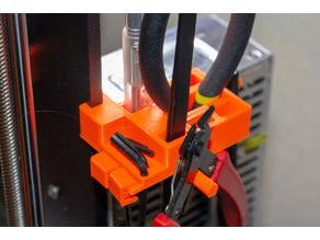 Prusa MK3/MK3S Tool Holder