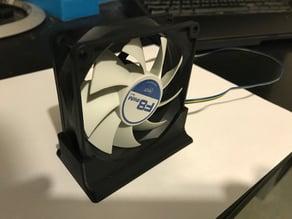 Desk Stand for 80mm Case Fan