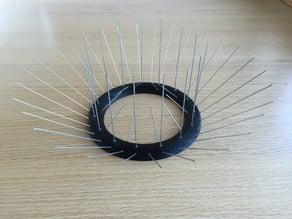 Bird Spike Ring