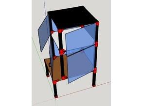 Caisson Alfawise U20 / Alfawise U20 Box