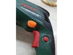 Direction switch for Bosch drill