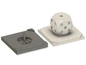 Z6 - D6 two piece mold maker