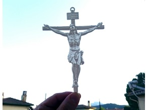 Litofania Jesucristo