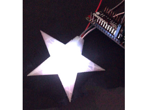 Neopixel Star String Light