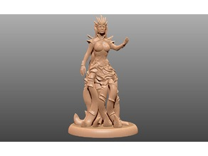 Umberlee - Sea Queen - Tabletop Miniature