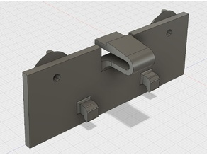 Da Vinci Pro 1.0 feeder clip