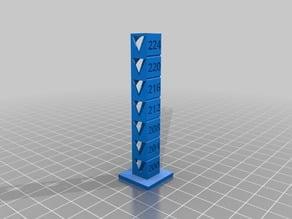 Temp Calibration Tower 200-224