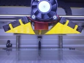 CraftBot Custom Fan Ducts