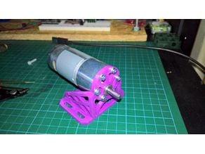 DC-motor mount
