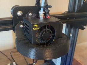 Creality Ender 3 LED Ring (No Additional Hardware)